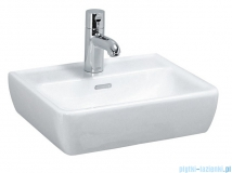 Laufen Pro A umywalka ścienna 45x34cm biała H8119510001041