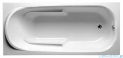 Riho Columbia wanna prostokątna 150x75cm biała BA02