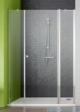 Radaway Eos II DWJS Drzwi prysznicowe 140x195 prawe szkło przejrzyste 3799456-01R