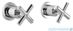 Omnires Modern bateria prysznicowa podtynkowa chrom B06-C