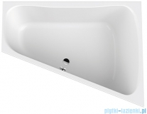 Sanplast Luxo WTP/LUXO wanna trapezowata 120x170 cm prawa + stelaż 610-370-0430-01-000