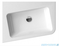 Ravak 10º umywalka 55x48,5cm lewa biała XJIL1155000