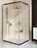 Ravak Blix BLRV2K drzwi prysznicowe 1/2 80cm białe transparent Anticalc 1XV40100Z1