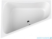 Sanplast Luxo WTL/LUXO wanna trapezowata 135x175 cm lewa + stelaż 610-370-0450-01-000