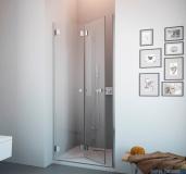 Carena DWB Radaway Drzwi prysznicowe 70 lewe szkło brązowe 34582-01-08NL