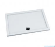 Schedpol Corrina brodzik akrylowy prostokątny 90x80x5,5cm 3.043