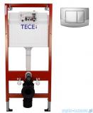 Tece TECEbase stelaż podtynkowy WC z przyciskiem chrom połysk 9.400.007/9.240.226