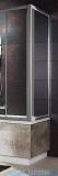 Radaway Ścianka Vesta S70 szkło fabric 204070-06