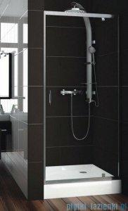 Aquaform Nigra drzwi prysznicowe 90x185cm chrom szkło przejrzyste 103-092111P