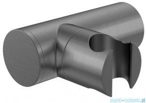 Kohlman Experience Gray uchwyt słuchawkowy szczotkowany grafit QW004EG