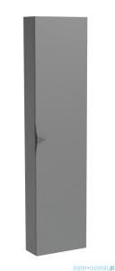 Oristo Siena szafka boczna wysoka 40x160x17cm szary mat OR45-SB1D-40-12
