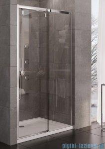 New Trendy Porta drzwi prysznicowe 140x200cm prawe szkło przejrzyste EXK-1138