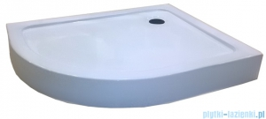 Sea Horse brodzik asymetryczny kompaktowy 100x80x13 cm prawy BKB050P