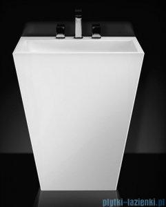Marmorin Tebe 700 umywalka stojąca z 1 otworem na baterie biała 70x50 P530070020011