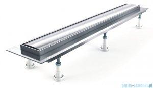 Schedpol odpływ liniowy ruszt chrom połysk 80x8x9,5cm OLCH80/ST
