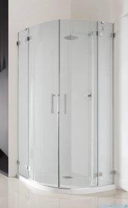 Radaway Euphoria PDD Kabina prysznicowa 90 część prawa szkło przejrzyste 383001-01R