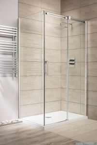 Radaway Espera KDJ Kabina prysznicowa 140x80 prawa szkło przejrzyste 380695-01R/380234-01R/380148-01L