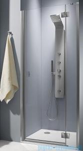 Radaway Essenza DWJ Drzwi wnękowe 80 prawe szkło intimato 32712-01-12NR