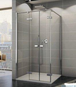 Sanswiss Melia ME32 Kabina prysznicowa lewa 140x100cm przejrzyste ME32PG1401007/MET2PD<br />1001007