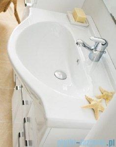 Antado umywalka ceramiczna 77x48 cm 916420