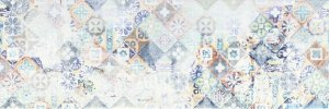 Ceramika Color Davi Patchwork dekor ścienny 25x75
