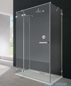 Radaway Euphoria KDJ+S Drzwi prysznicowe 80 lewe szkło przejrzyste 383512-01L/383221-01L