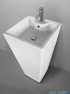 Massi Pyla umywalka wolnostojąca 50x44x84cm biała MSU-4004