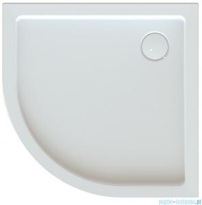 Sanplast Free Line brodzik półokrągły zabudowany BPza/FREE 100x100x5 cm 615-040-1740-01-000