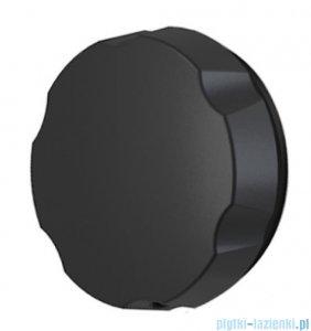 Excellent Simple Black syfon odpływowo-przelewowy automatyczny 80 cm czarny mat AREX.A65BL