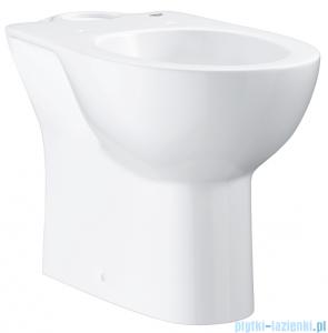 Grohe Bau Ceramic miska WC bez kołnierza stojąca biała 39349000