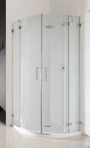 Radaway Euphoria PDD Kabina prysznicowa 100 część prawa szkło przejrzyste 383003-01R