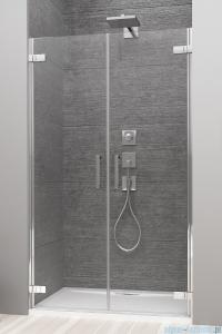 Radaway Arta Dwd drzwi wnękowe 45cm część lewa szkło przejrzyste 386031-03-01L