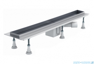 Schedpol odpływ liniowy z maskownicą Steel 70x8x9,5cm OLSL70/ST