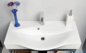 Antado umywalka ceramiczna 80x38x10 UCS-LY-80