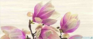 Ceramika Color Sensa Magnolia bis dekor ścienny 25x60