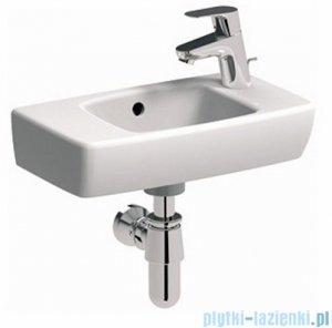 Koło Nova Pro umywalka prostokątna 45 cm z otworem po prawej stronie z przelewem M32247