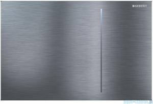 Geberit Sigma70 przycisk spłukujący do WC przedni stal nierdzewna 115.620.FW.1