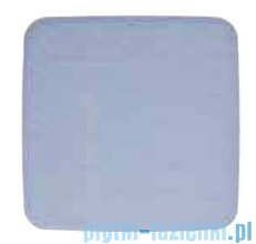 Sealskin Mata antypoślizgowa Rubelle do brodzika blue 52x52cm 313002620
