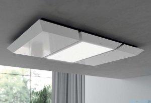 Best Windy HF biały okap kuchenny montowany w suficie 07F58000A