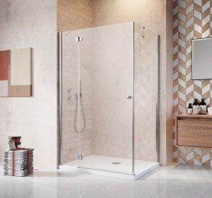 Radaway Torrenta Kdj Kabina prysznicowa 100x90 lewa szkło carre 32246-01-10NL