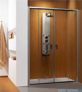 Radaway Premium Plus DWD Drzwi wnękowe 140 szkło przejrzyste 33353-01-01N