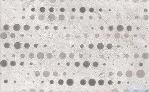 Ceramika Color Cuarcita grey dekor ścienny 25x40