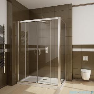 Radaway Premium Plus DWD+S kabina prysznicowa 160x80cm szkło brązowe 33363-01-08N/33413-01-08N