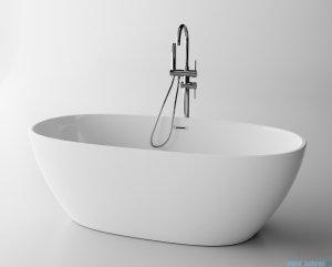 The North Bath Odin wanna wolnostojąca 150x80cm + syfon Klik-klak 6601-1501-7177