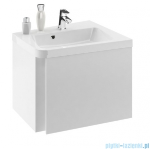 Ravak 10º szafka pod umywalkę 65 prawa biała X000000748