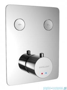 Excellent Krotos Termo bateria podtynkowa termostatyczna chrom AREX.8045CR