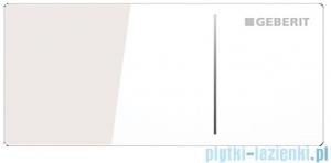 Geberit Omega70 Przycisk uruchamiający przedni meblowy biały 115.083.SI.1