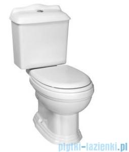 Novoterm Kerra WC Kompakt KR 13 - RETRO odpły poziomy + deska