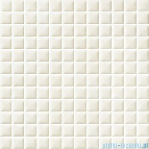 Paradyż Antonella bianco mozaika ścienna 29,8x29,8