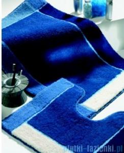 Sealskin Dywanik łazienkowy Roma niebieski 55x85cm 293314421